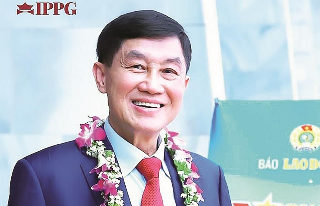 Người mở đường đầu tư  hàng chục dự án hiệu quả tại Việt Nam