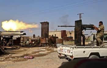 """Chọn phe Tổng thống Assad, người Kurd quyết """"đường ai nấy đi"""" với Mỹ?"""