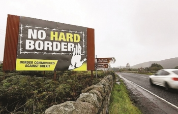 Triển vọng thỏa thuận Brexit  trong tầm tay