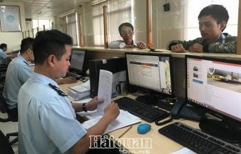 Hải quan TPHCM tập trung cao độ thu ngân sách quý cuối năm