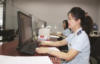 Hải quan cửa khẩu quốc tế Lào Cai  hỗ trợ tối đa cho xuất khẩu nông sản