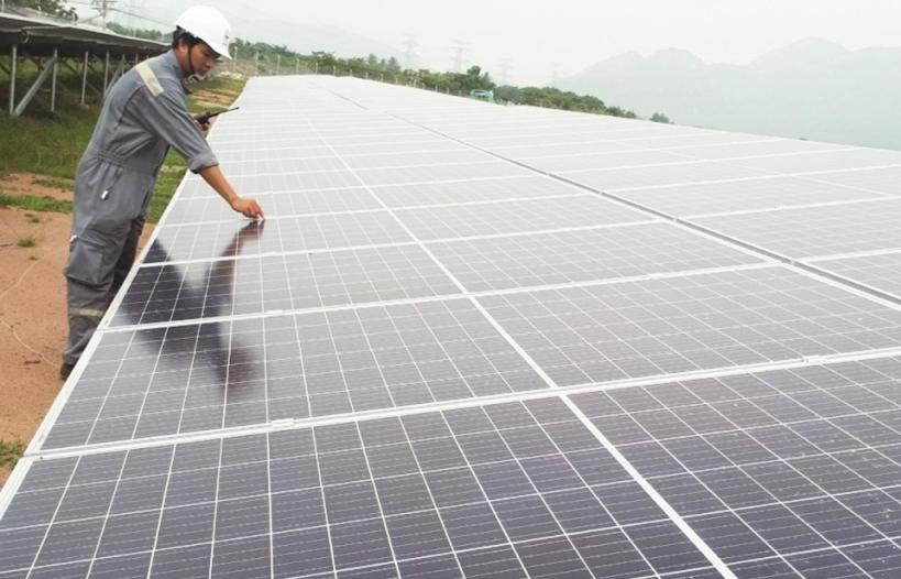 Chính thức ban hành giá điện mặt trời mới