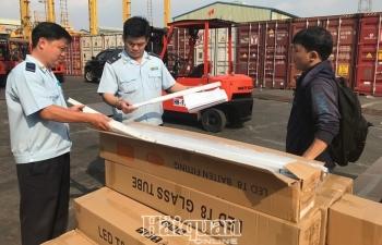Hiệu quả chống thất thu tại  Hải quan cảng Sài Gòn khu vực 1