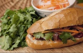 Bánh mì Việt Nam - món ăn vặt hảo hạng mê hoặc cả thế giới