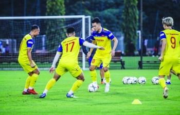 Vòng loại World Cup 2022: Đội tuyển Việt Nam hướng tới vị trí nhất bảng G
