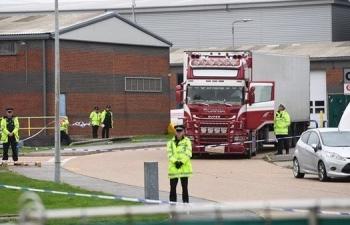 Anh chú ý các đầu mối quan trọng vụ 39 người chết trong container