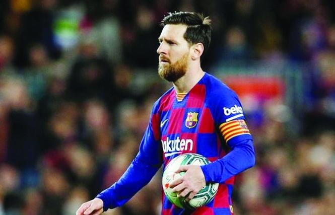 Gạt xung đột, Messi toàn tâm cống hiến