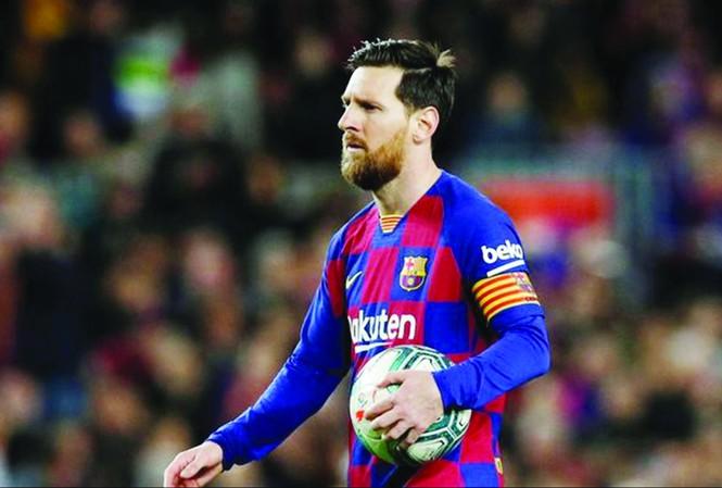 Messi quyết gạt bỏ mọi xung đột để cống hiến cho Barca ở mùa giải cuối