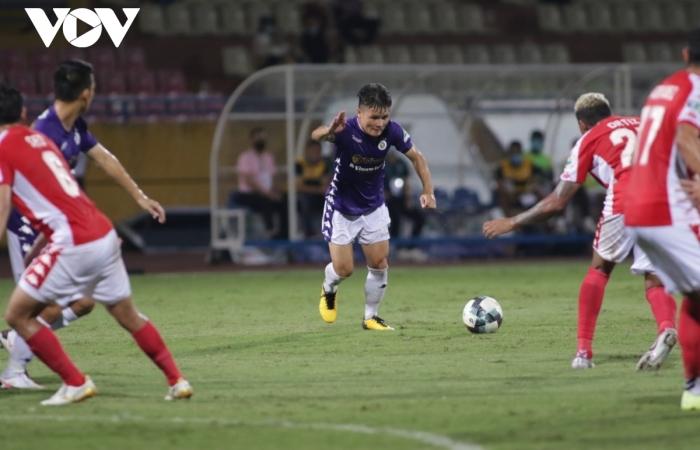 Quang Hải, Công Phượng và đội hình kết hợp trong mơ trận Hà Nội FC - TPHCM