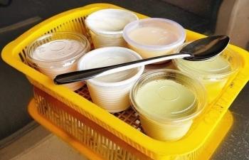 Lạ mà quen yaourt Đà Lạt