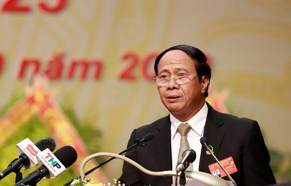 Ông Lê Văn Thành tiếp tục được bầu giữ chức Bí thư Thành ủy Hải Phòng khóa XVI
