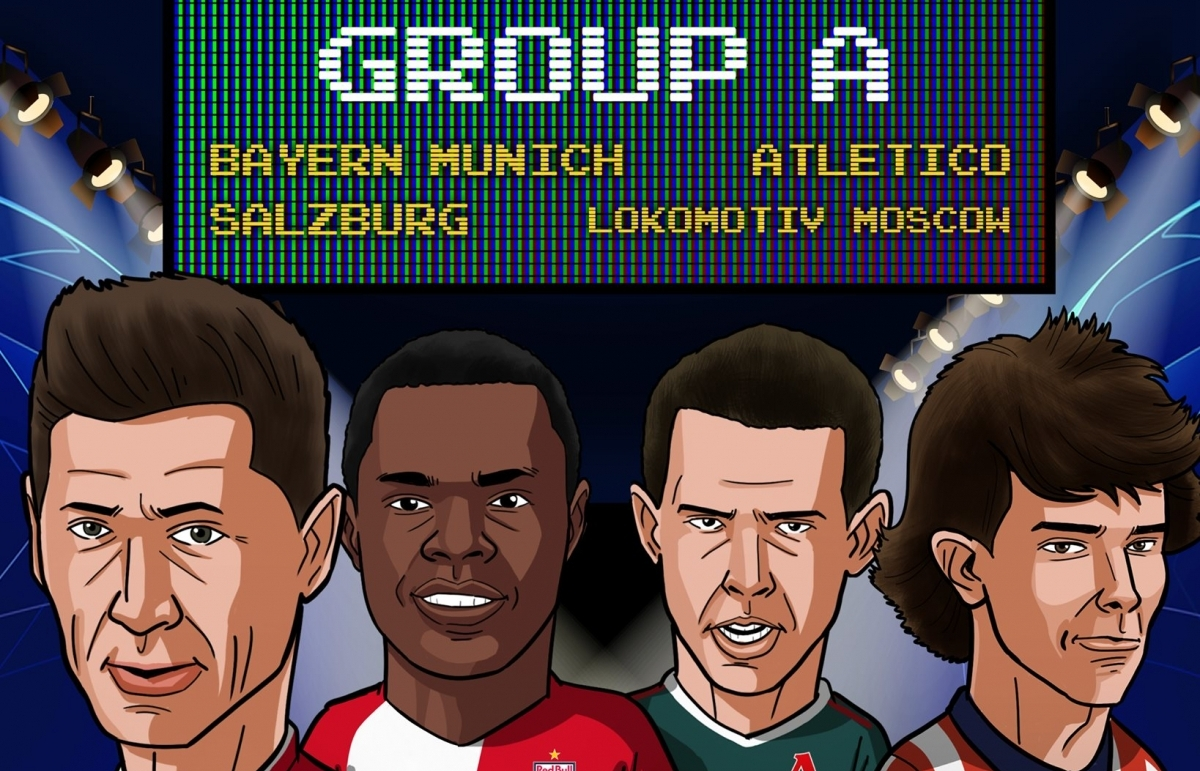 Lịch thi đấu Champions League tuần này: MU đại chiến PSG, Bayern quyết đấu Atletico