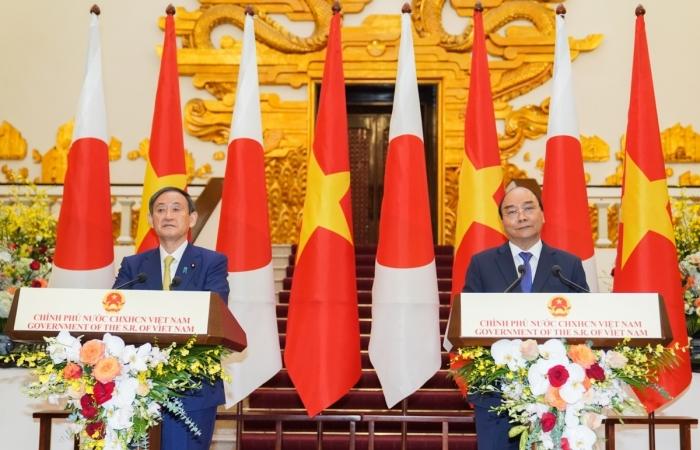 Thủ tướng Nhật Bản: