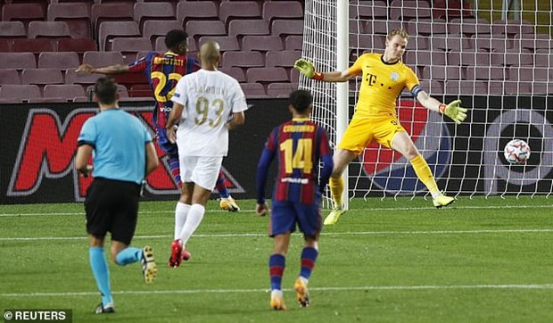 Barcelona chay da hoan hao cho tran 'Sieu kinh dien' voi Real Madrid hinh anh 2