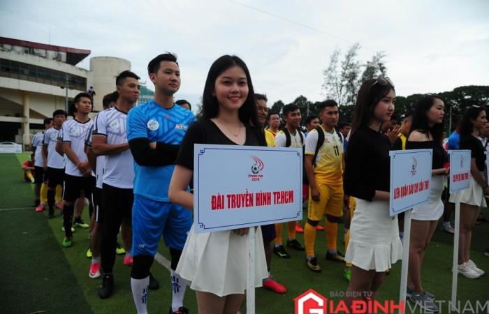 Vòng loại Press Cup 2020 khu vực Hà Nội thi đấu tại SVĐ Mỹ Đình