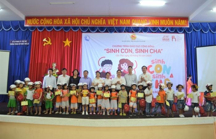 """Generali Việt Nam với chương trình """"Sinh Con, Sinh Cha"""""""