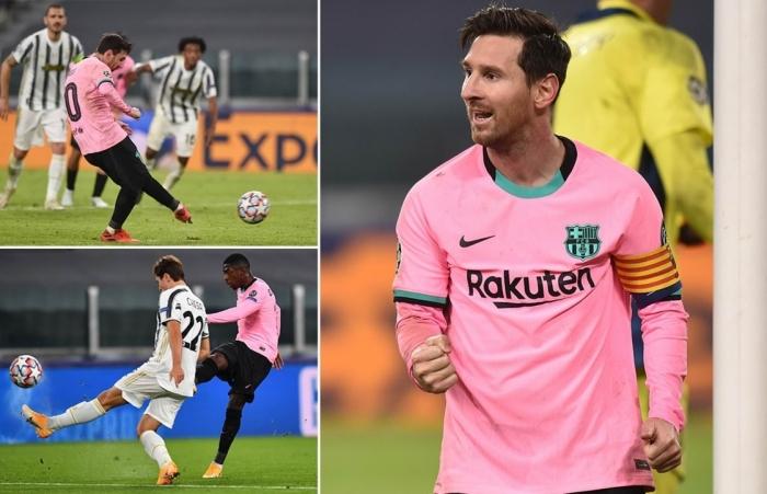 """Vì sao Juventus thua """"lấm lưng trắng bụng"""" trước Barca?"""