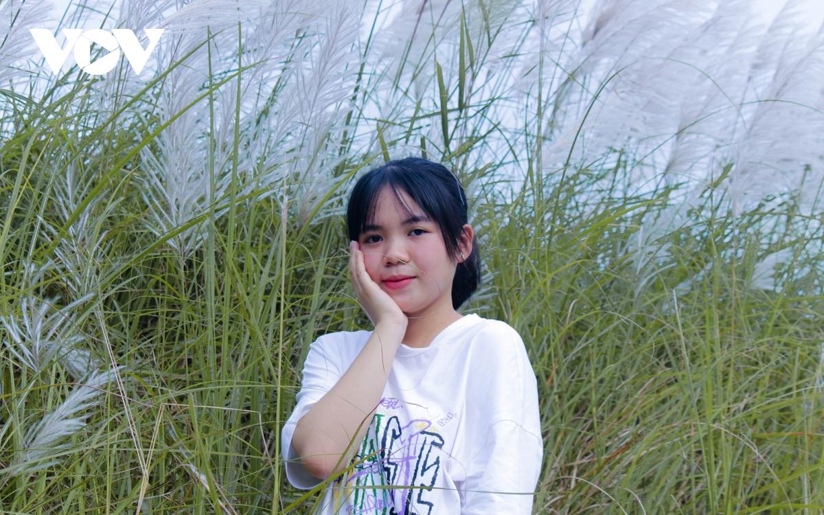 Bãi lau Liên Hà (Đan Phượng): Điểm check   in mới cho giới trẻ Hà Thành