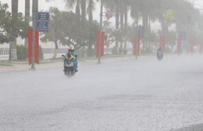 Thời tiết ngày 31/10: Bắc và Trung Trung bộ mưa lớn trên diện rộng