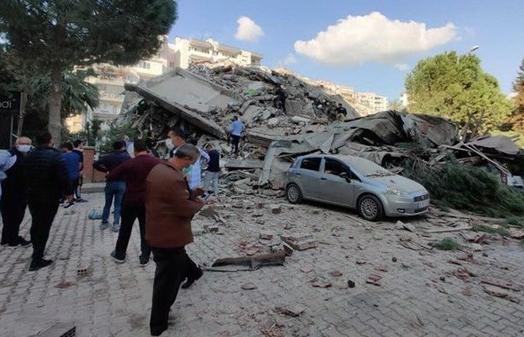 Số thương vong do động đất ở Thổ Nhĩ Kỳ và Hy Lạp tiếp tục tăng