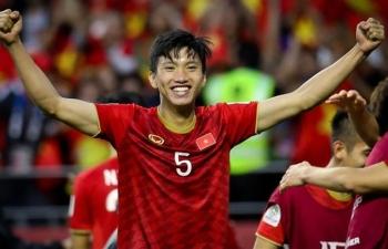 Văn Hậu đoạt giải cầu thủ trẻ xuất sắc nhất V-League 2019