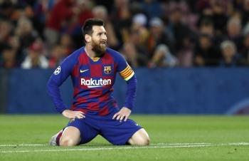 Kết quả Champions League: Barcelona