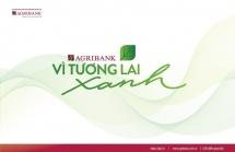 Agribank vì tương lai xanh