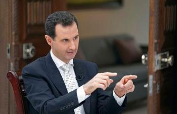 """""""Trừng phạt của phương Tây nhằm vào Syria là âm mưu lật đổ chính quyền"""