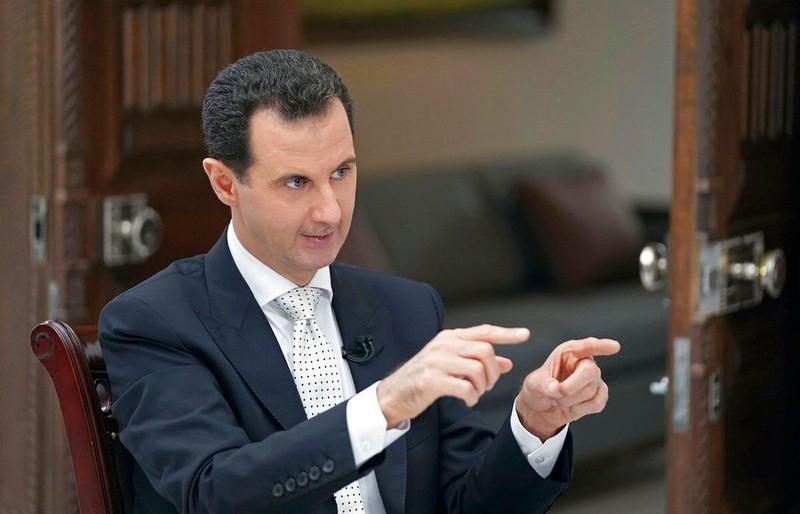 trung phat cua phuong tay nham vao syria la am muu lat do chinh quyen