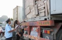 Hàng tạm nhập tái xuất:  Quản lý chặt để ngăn ngừa gian lận thương mại