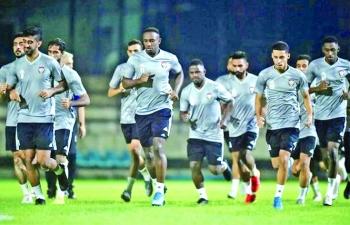 Truyền thông UAE bi quan trước trận quyết đấu với Việt Nam