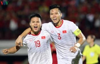 """Việt Nam - UAE là trận cầu """"đinh"""" của vòng loại World Cup 2022"""
