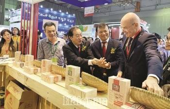 Chủ động đưa nông sản, thực phẩm Việt chiếm lĩnh thị trường thế giới