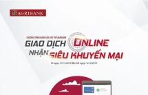 Một tỷ đồng dành cho chủ thẻ Agribank