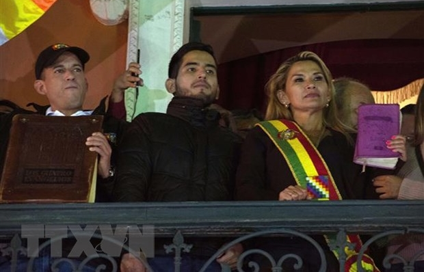 Liên hợp quốc tìm cách giải quyết khủng hoảng chính trị ở Bolivia