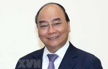 Thủ tướng Nguyễn Xuân Phúc lên đường làm việc tại Hàn Quốc
