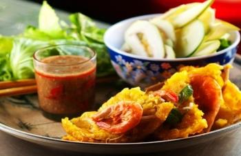 Những món ăn dân dã cho ngày lạnh ở Huế