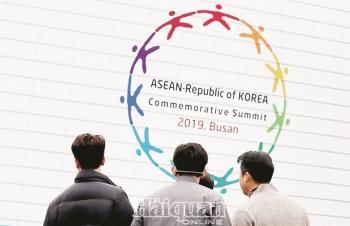 Nâng tầm quan hệ hợp tác ASEAN-Hàn Quốc