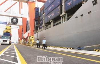 Hải quan Hải Phòng hướng tới kỷ lục thu ngân sách 70.000 tỷ đồng