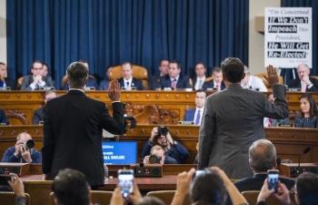 Thượng viện lên dây cót cho kịch bản xét xử luận tội Tổng thống Trump
