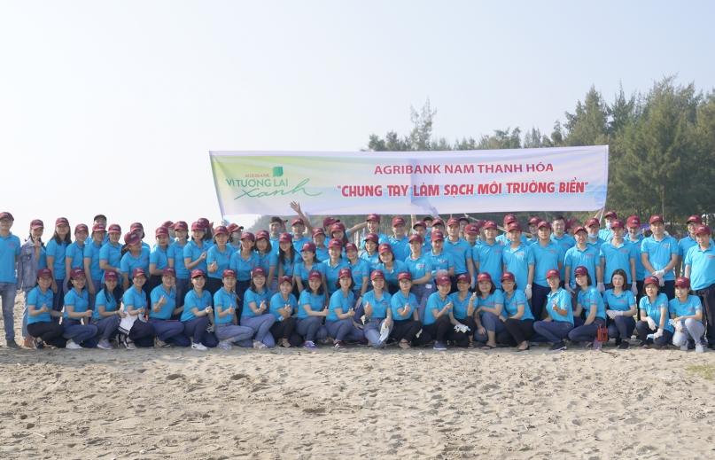 Agribank nỗ lực hành động vì chất lượng cuộc sống cộng đồng