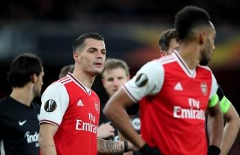 Europa League: Thêm 8 đội giành vé đi tiếp, Arsenal gây thất vọng