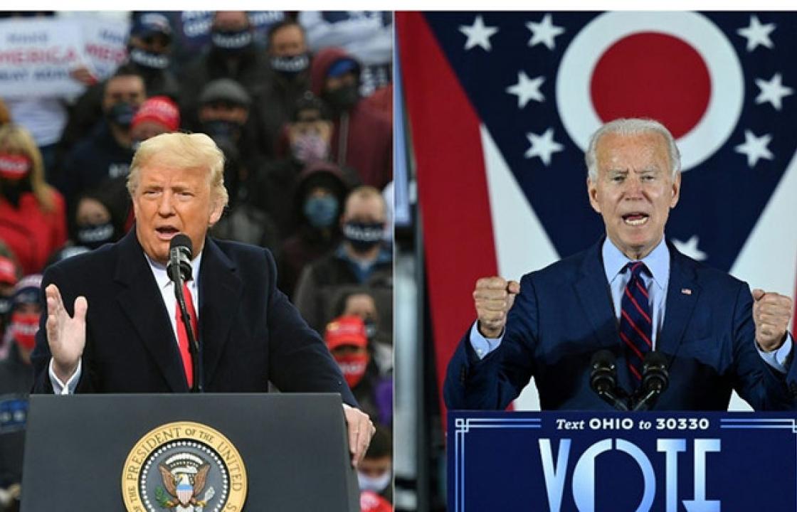 4  kịch bản bất ngờ sau ngày bầu cử Mỹ
