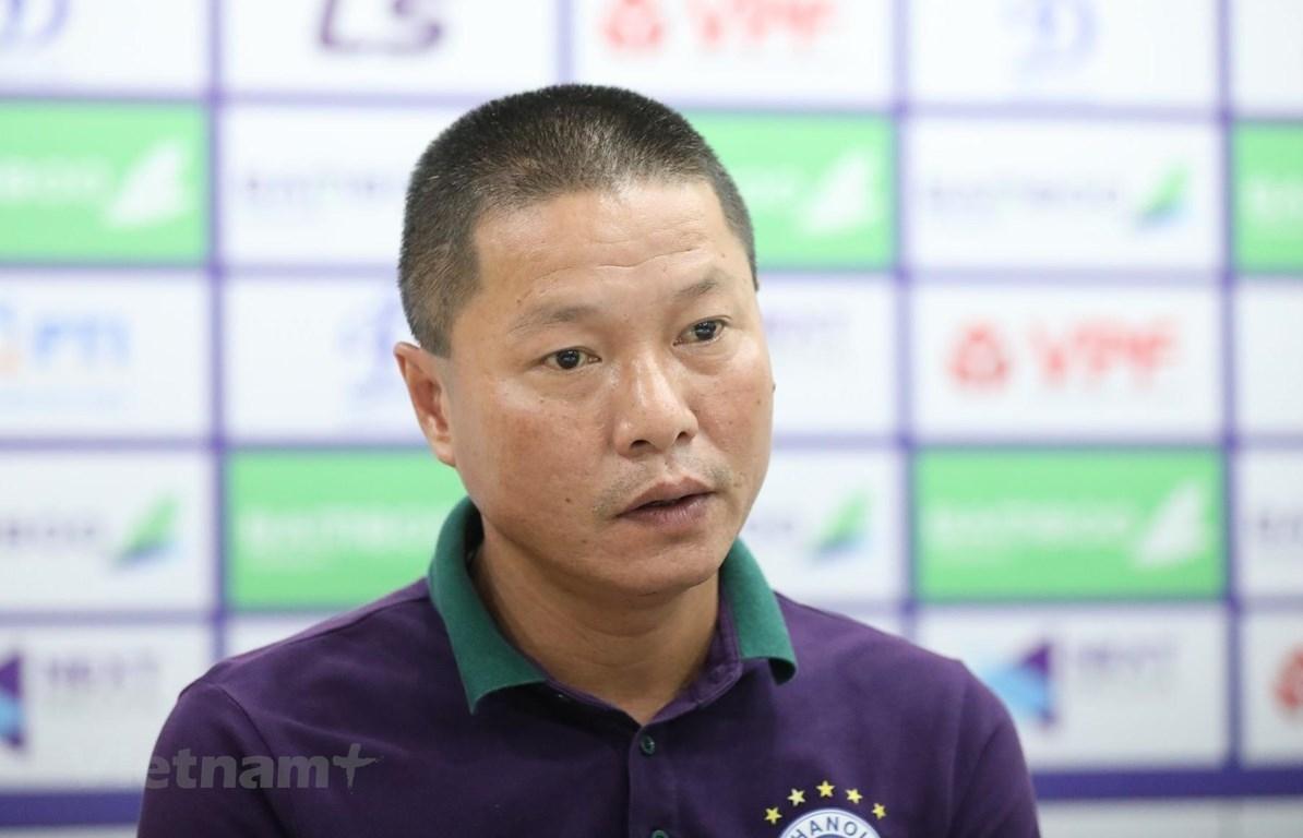 Vì sao HLV Chu Đình Nghiêm có thể bị kỷ luật, cấm chỉ đạo Hà Nội FC?