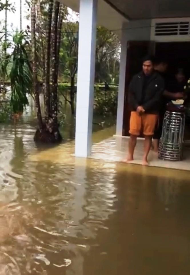 Thừa Thiên Huế: Mưa lớn diện rộng, nhiều nơi tái ngập lụt và sạt lở đất - ảnh 7