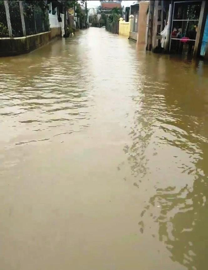 Thừa Thiên Huế: Mưa lớn diện rộng, nhiều nơi tái ngập lụt và sạt lở đất - ảnh 9