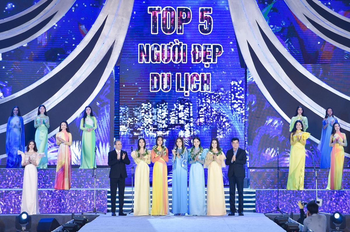 Hoa Hậu Việt Nam công bố Top 5 Người đẹp du lịch – Người đẹp thể thao