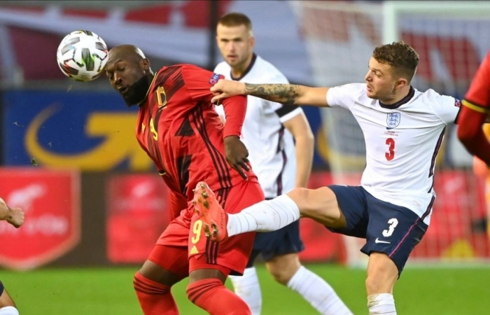 Lukaku ghi dấu ấn, Bỉ thắng thuyết phục Anh
