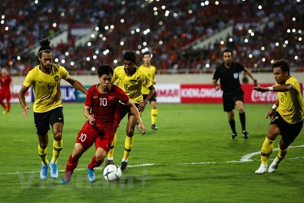 Malaysia khong bo vong loai World Cup: Tuyen Viet Nam vui hay buon? hinh anh 1