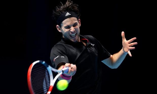 Nguoc dong ha Thiem, Daniil Medvedev lan dau vo dich ATP Finals hinh anh 1